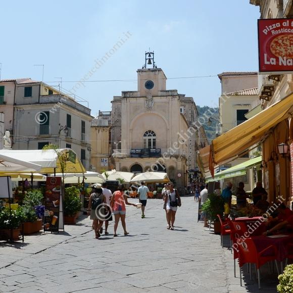 La Pro Loco di Tropea nel centro storico - foto Libertino