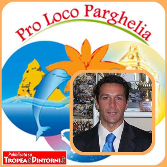 Tommaso Belvedere Presidente proloco Parghelia e Vice presidente Unpli Provinciale (VV)