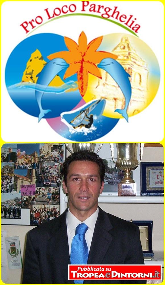 Tommaso Belvedere presidente Proloco Parghelia vice presidente unpli (VV)
