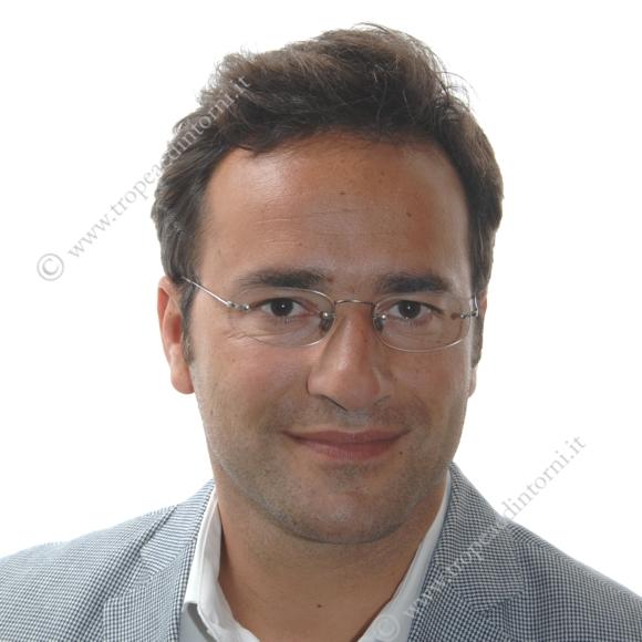 Il Presidente del Consiglio Comunale di Tropea Avv. Massimo Pugliese - foto Libertino