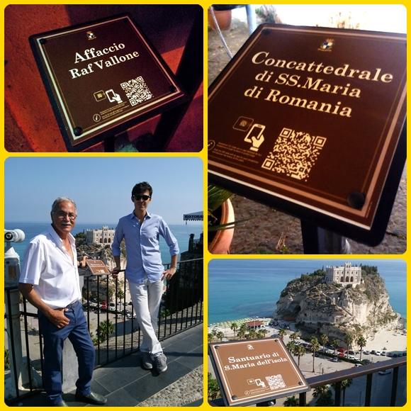 Il Consigliere Nino Valeri con Arch. Ferdinando Gentile