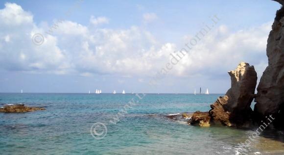 La regata di marzo a Tropea - foto Libertino