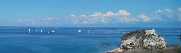 La regata di oggi - foto Salvatore Libertino