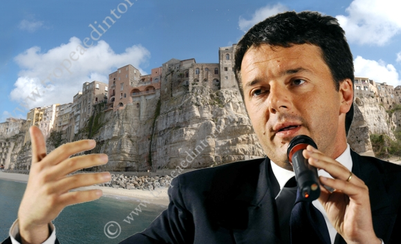 Il Premier Natteo Renzi