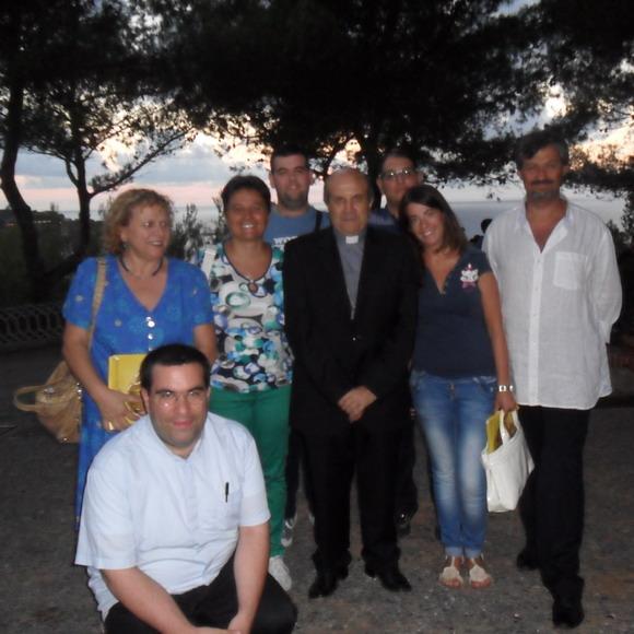 Alcuni responsabili dall'A.C.R., Azione Cattolica Ragazzi