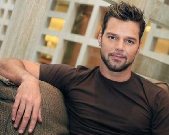 Ricky Martin immagine internet