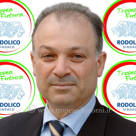 """Giuseppe Rodolico Sindaco di Tropea - foto Libertino """""""