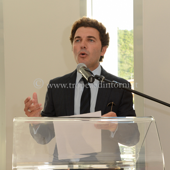 Mario Romano, Presidente dei giovani imprenditori di Confindustria Calabria e Mezzogiorno - foto Libertino