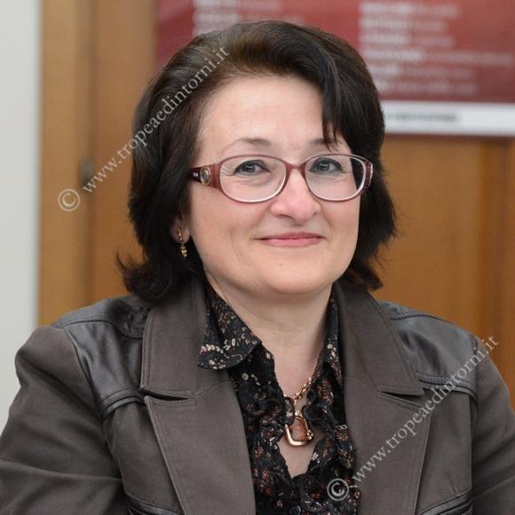 L'Assessore ai Servizi Sociali (Dott. Rosalia Rotolo) - foto Libertino Dott. Rosalia Rotolo - foto Libertino