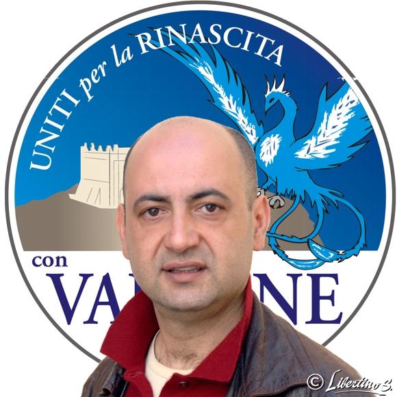 """Lucio Ruffa Capogruppo """"Uniti per la rinascita"""" - foto libertino"""