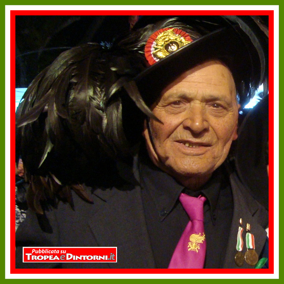 Francesco Russo -  Piazza Federico Fellini – Rimini 63° Raduno Nazionale Bersaglieri