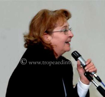 Vittoria Saccà - foto Libertino