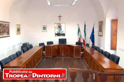 Sala Consiglio di Palazzo S. Anna