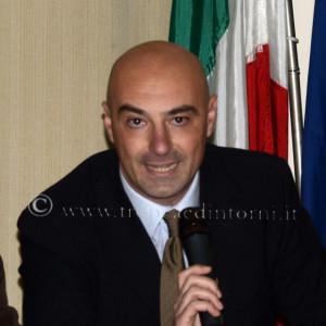 Sandro D'Agostino, segretario circolo PD Tropea - foto Stroe