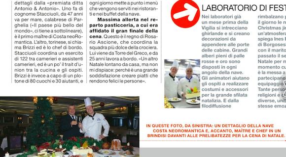 L'articolo sul numero 2-2014 di Panorama