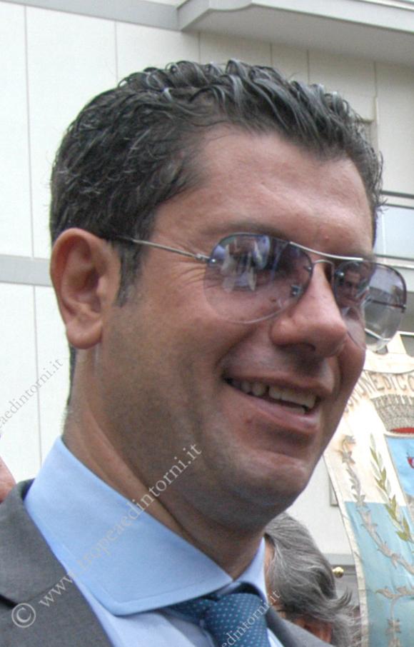 Il governatore regionale della Calabria, Giuseppe Scopelliti