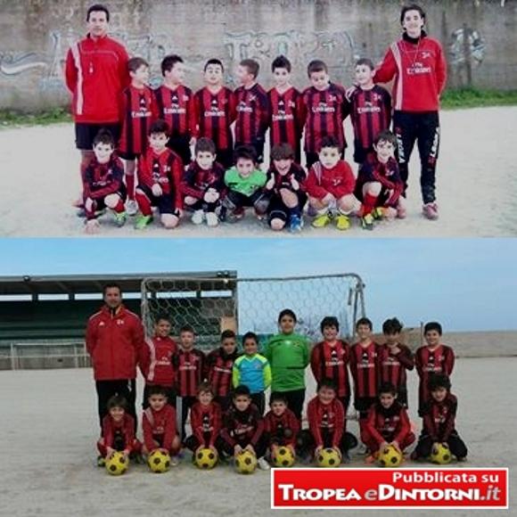 Scuola Calcio Milan, Pulcini 2015
