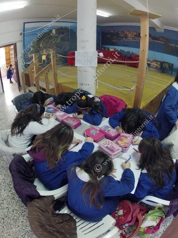 Scuola primaria di Viale Coniugi Crigna - foto Libertino