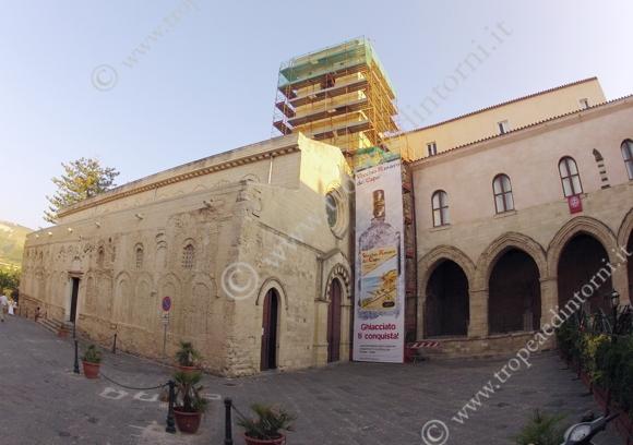 La Cattedrale di Tropea - foto Libertino
