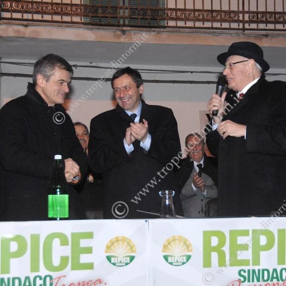 Sergio Chiamparino, Francesco Profumo, Adolfo Repice  - foto Libertino