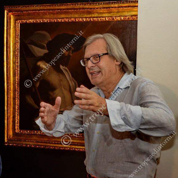 Vittorio Sgarbi - foto Libertino