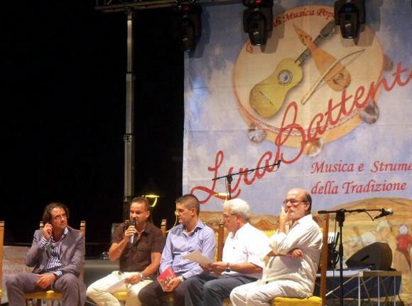 Spilinga, prima edizione del Festival della Lyra