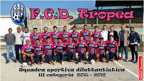 SquadraTropea2015-16