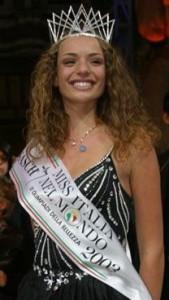 Stefanie Francesca Vatta, vincitrice di Miss Italia nel Mondo 2003
