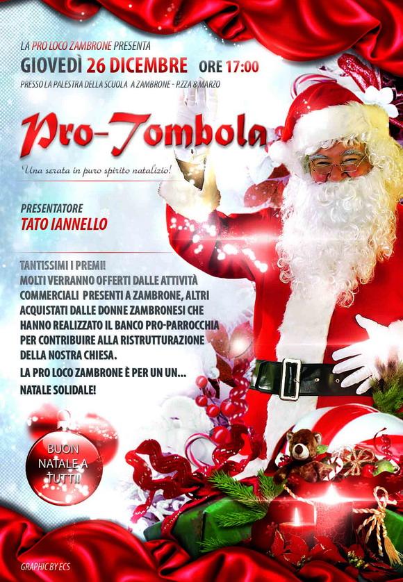 TombolaZambrone2013