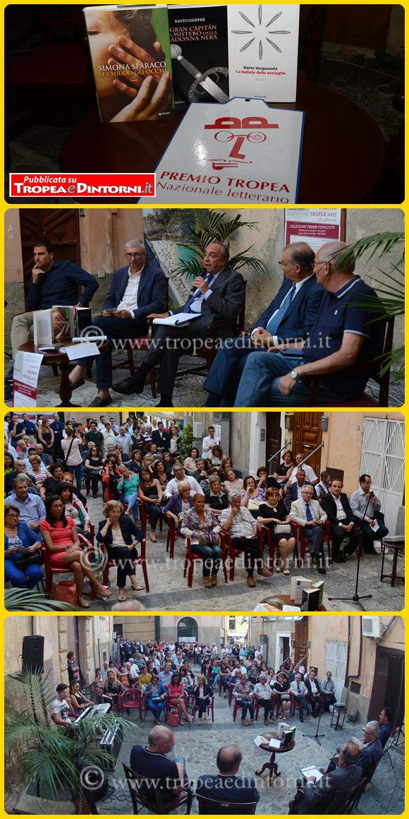 Scelta la terna dei finalisti del Premio Tropea - foto  Stroe