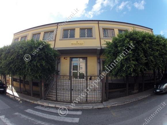 Tribunale di  Vibo Valentia, sezione staccata di Tropea - foto Libertino