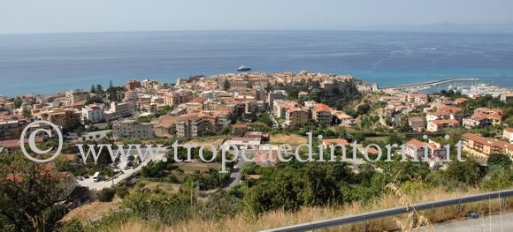 Tropea: panorama - foto Libertino