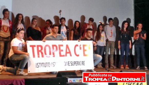 """La """"Giornata della legalità"""" dell'Istituto Superiore di Tropea"""