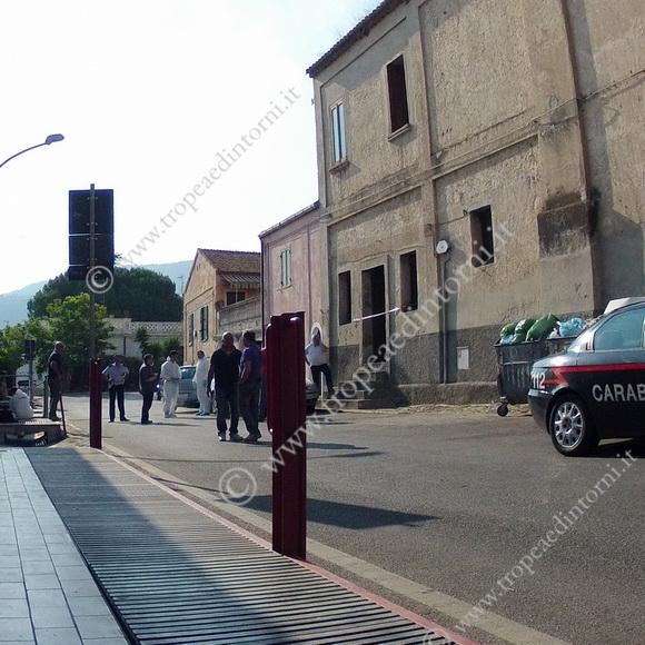 Sacrestia Purgatorio Tropea - foto Libertino