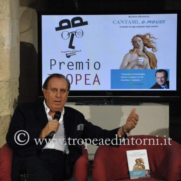 Michele Mirabella - foto Libertino