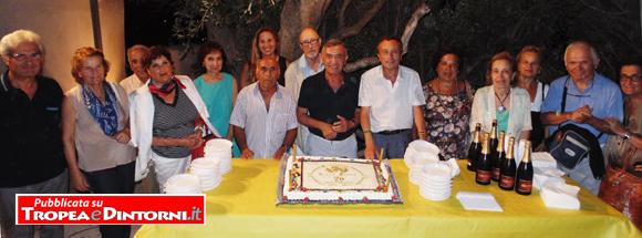 I festeggiamenti tenuti presso il Santuario di Santa Maria Dell'Isola a Tropea