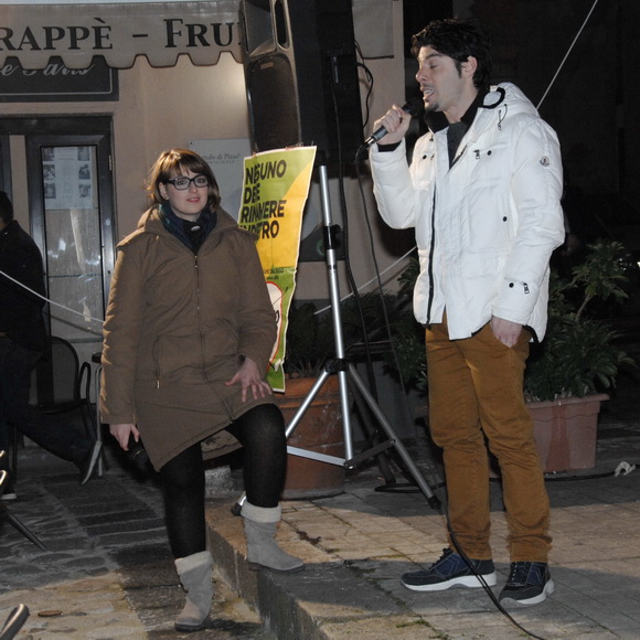 Dalila Nesci, Domenico Naccari - foto Daniela Stroe