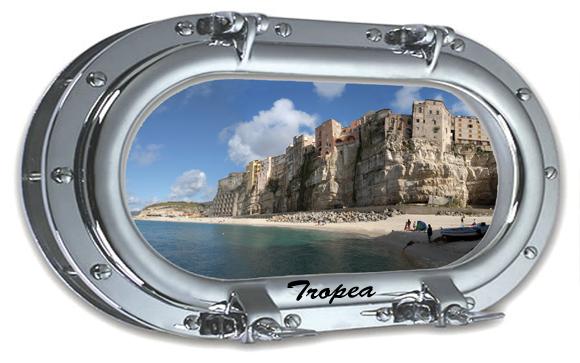 Panorama Tropea - foto Libertino