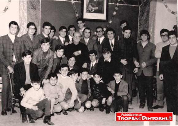 """I ragazzi dell'Associazione """"Pier Giorgio Frassati"""""""