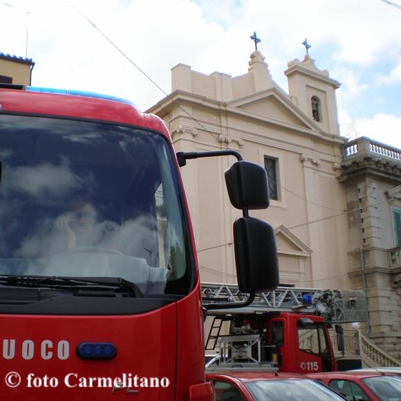 Tropea, chiesa del S.S. Rosario - foto Carmelitano