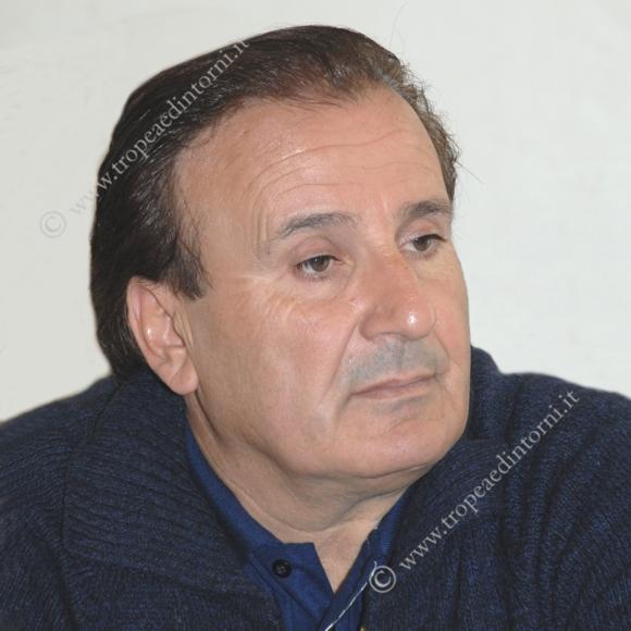Domenico Tropeano già consigliere comunale Comune di Tropea - foto Libertino