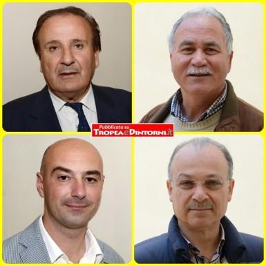 Tropeano, Valeri, D'Agostino, Rodolico - foto Libertino