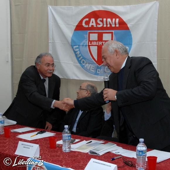 UDC- Valeri, Tassone, Stillitani