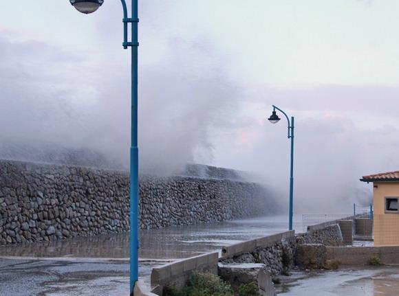 Il Porto di Tropea, molo dei pescatori