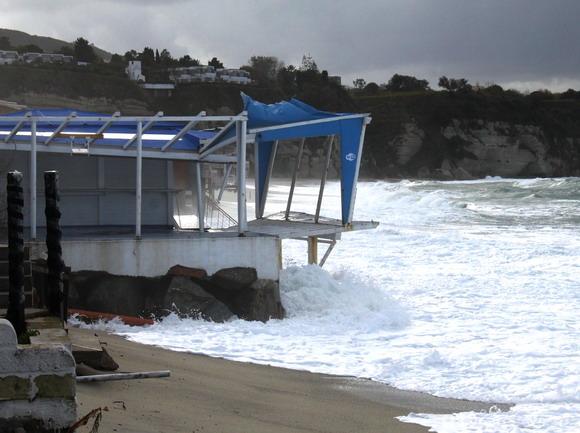 Tropea, spiaggia Passo Cavaliere