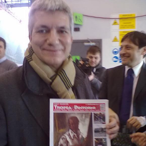 Nichi Vendola Presidente nazionale di Sinistra Ecologia Libertà, è presidente della Regione  Puglia
