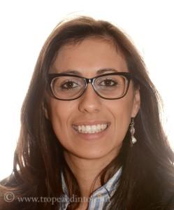 Maria Stella Vinci, Componente del direttivo Regionale PD Calabria - Coordinatrice Anci Giovani della provincia di Vibo - Assesore alla Cultura del Comune di Tropea - foto Libertino