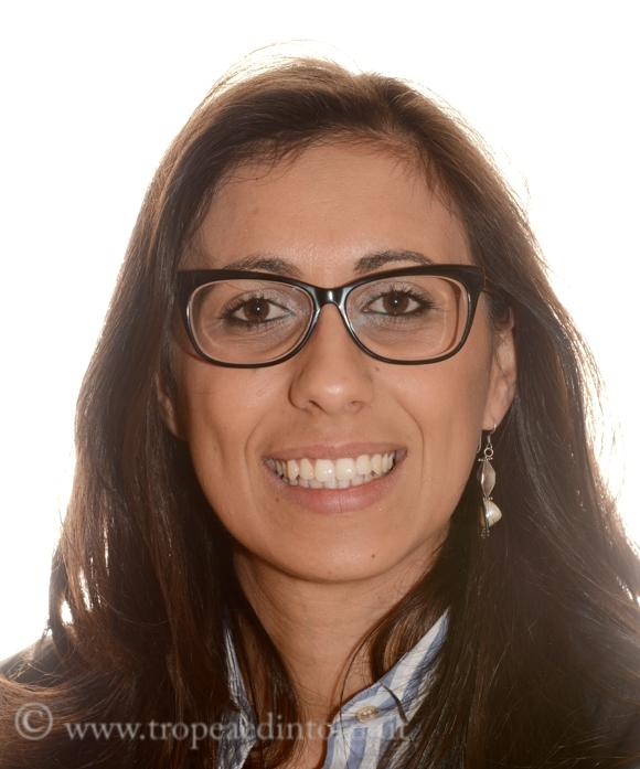 Maria Stella Vinci, Componente del direttivo Regionale PD Calabria - foto Libertino