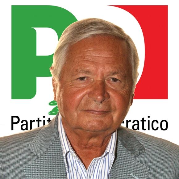 L'ex capogruppo consiliare del Pd di Parghelia Pino Vita.