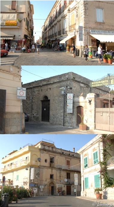 Le strade attuamente incluse nella Ztl - foto Libertino